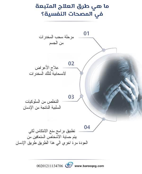 طرق علاج الإدمان